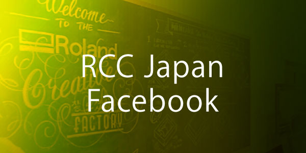 Roland Creative Center Japan Facebook