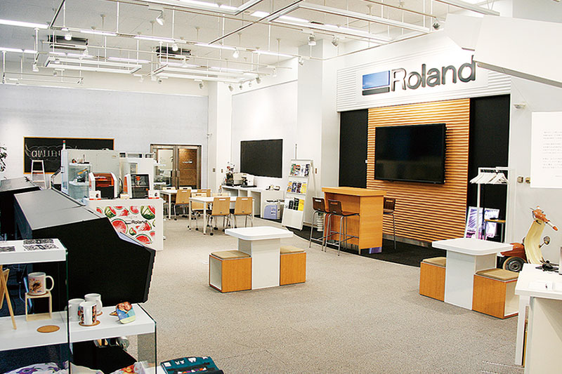 Roland DG Cleative Center