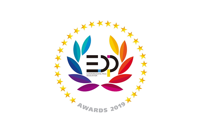 EDP (European Digital Press Association) Awards Logo
